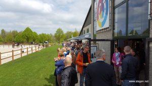 Organisatie Topsport Dressuur Exloo overladen met complimenten