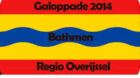 Vicky Helthuis domineert op Galoppade 2014