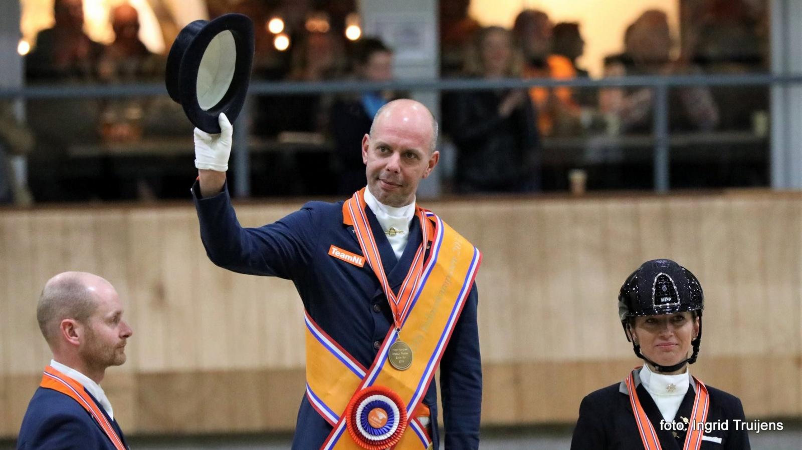Hans Peter Minderhoud grijpt KNHS-titel met Zanardi