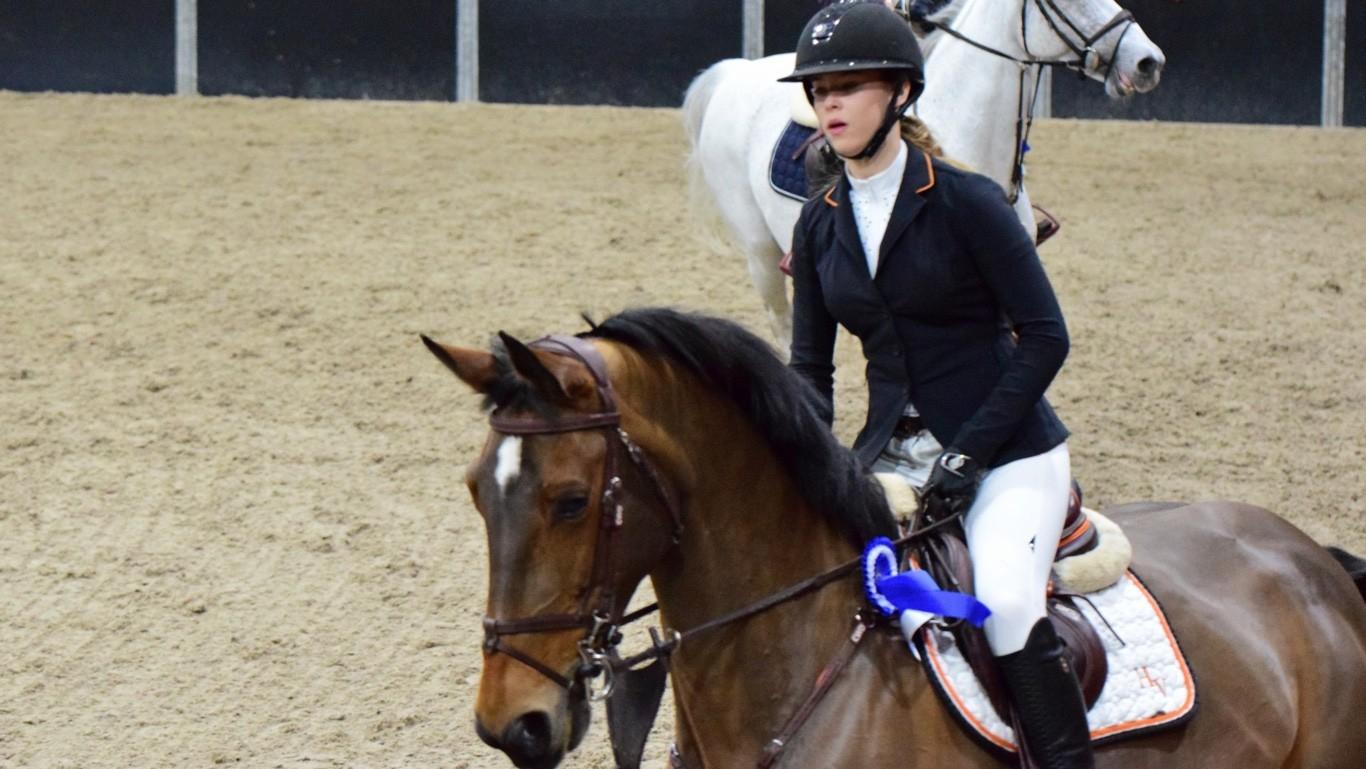 Hilde Veenstra en Albert Zoer beginnen sterk bij Indoor Groningen
