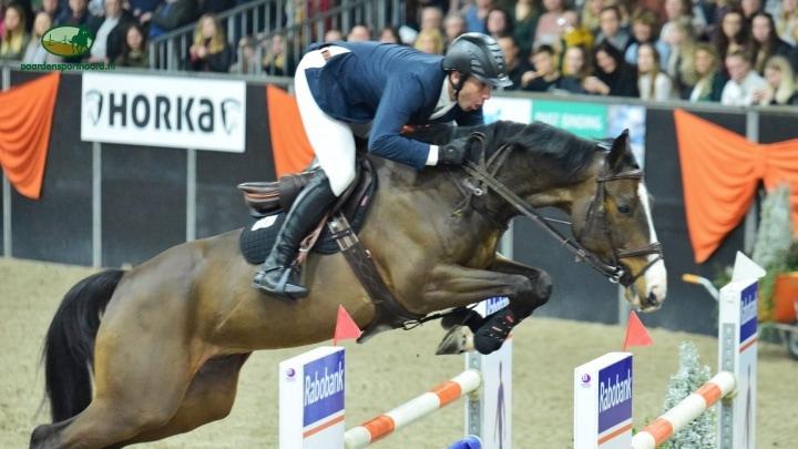 Andrew Kocher razendsnel in 1.40-finale Indoor Groningen
