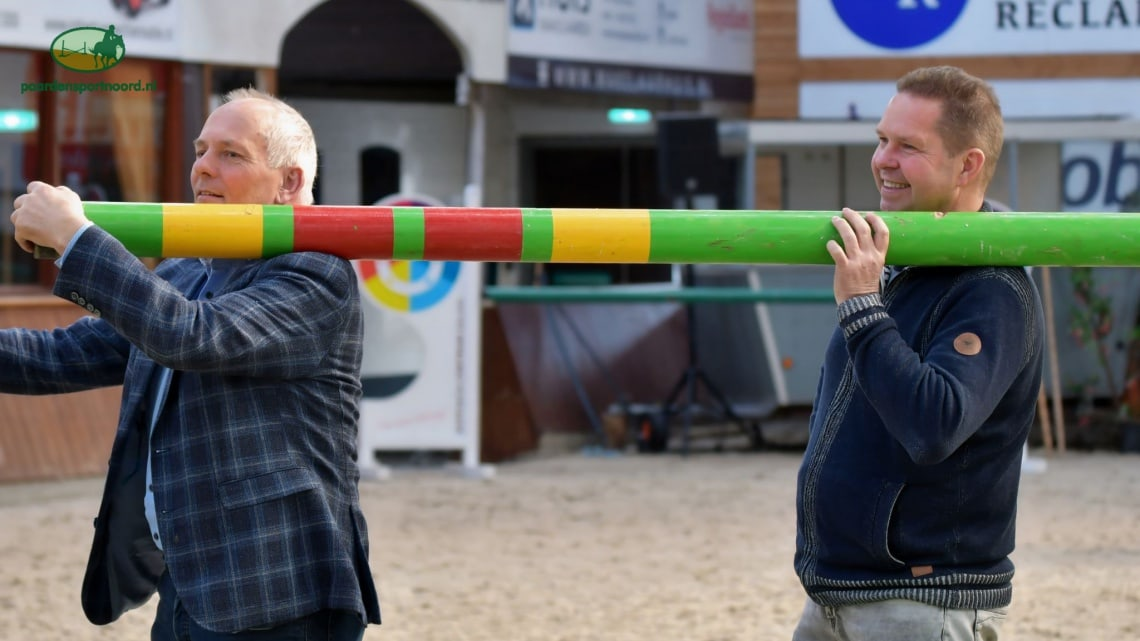 Hippisch Centrum Exloo Henk Brink Lieuwe Koopmans