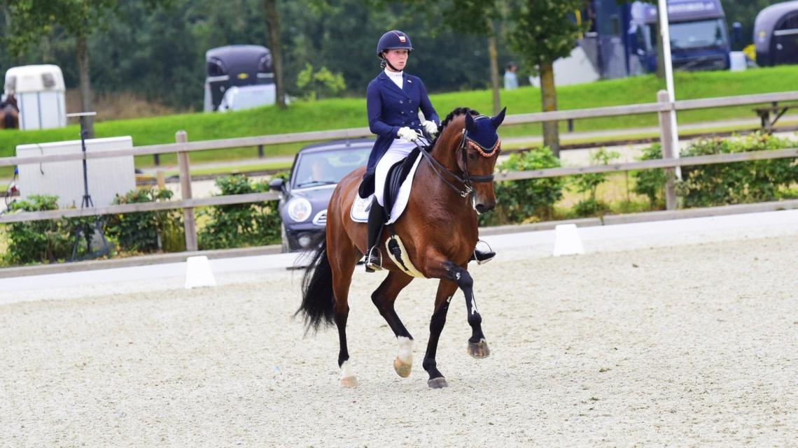 Marjan Hooge en Anouk Noordman eerste winnaars op Drents kampioenschap