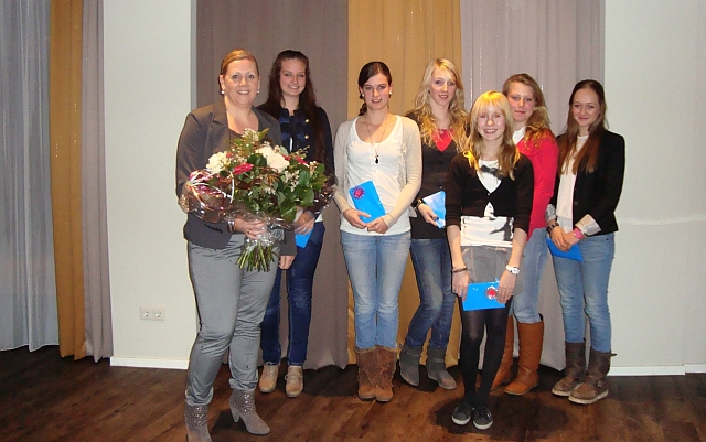 Regio Groningen huldigt kampioenen