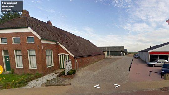 Manege Niop in Nieuwe Pekela.