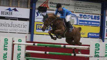 Marriët Smit-Hoekstra wint finale Jumping Franeker