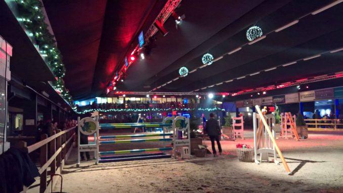 Ruben Romp. De sfeervolle arena in Den Goubergh in Roosendaal. foto: Facebook
