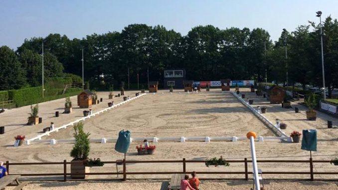 De fraaie piste in Roosendaal. foto: Facebook