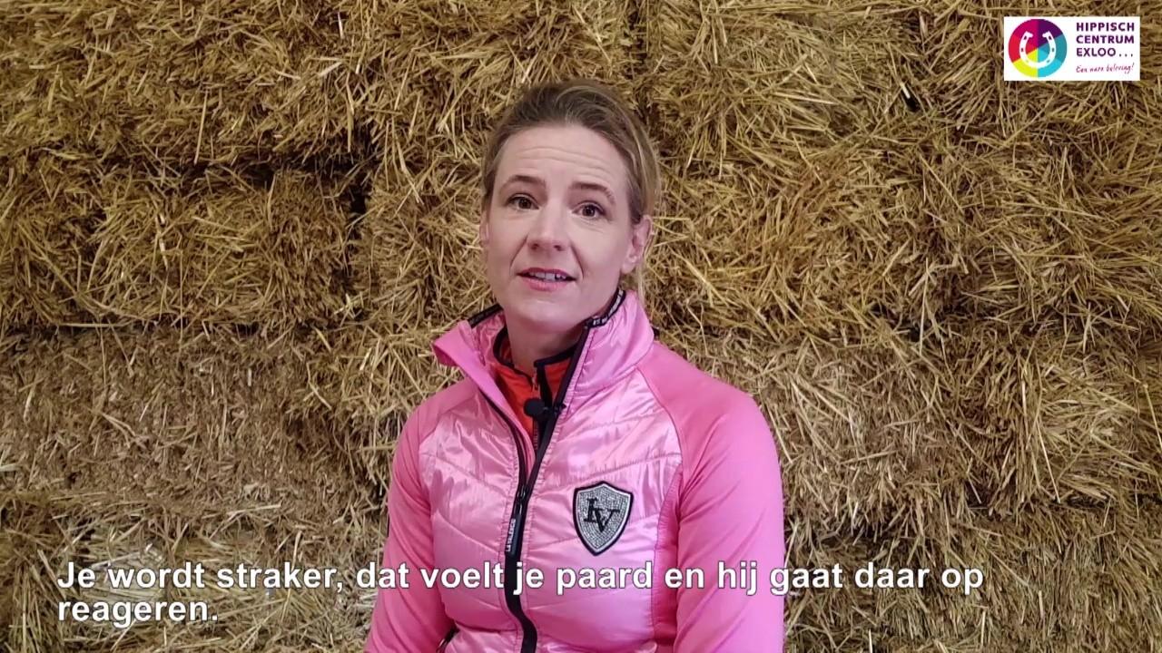 Sanne Beijerman geeft workshop in Exloo over omgaan met wedstrijdspanning