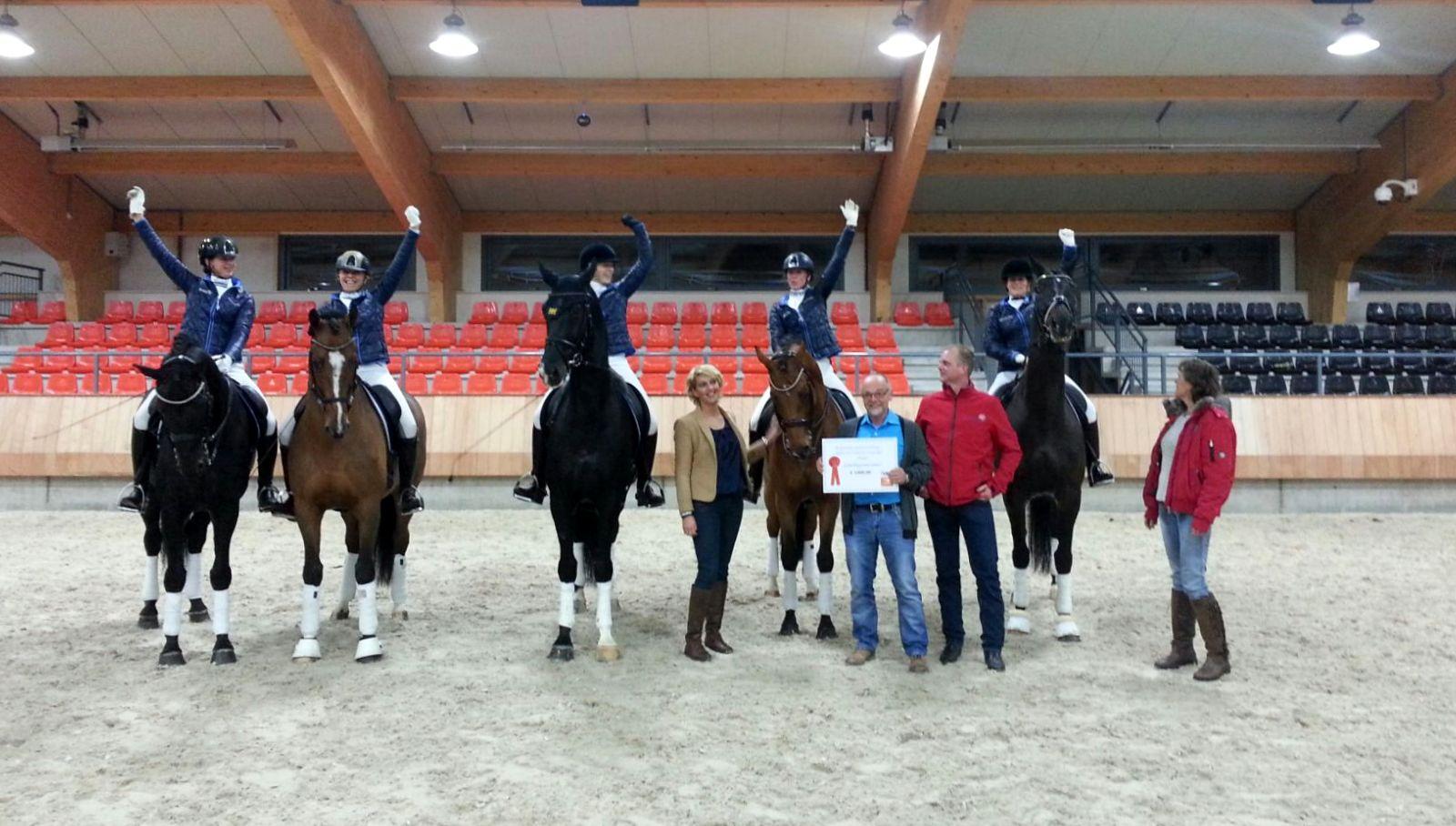 Friesland won de prijs met het project Mei Grand Prix Nei Grand Prix.