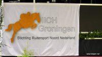 De hengstencompetitie bij Indoor Groningen gaat vanwege gladheid niet door.