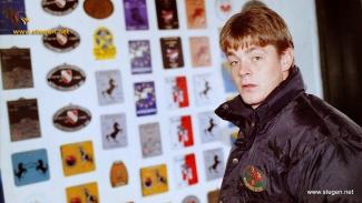 Jeroen Dubbeldam in 1996